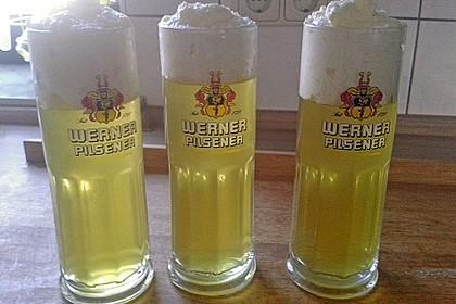 Bierpudding für Kinder