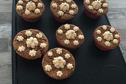 Zuckersüße Cupcakes