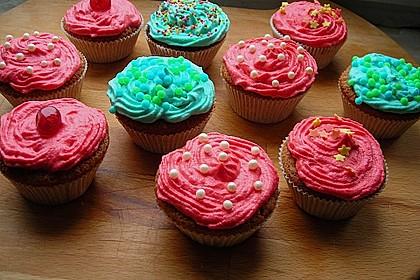 Zuckersüße Cupcakes 2