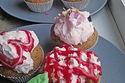 Zuckersüße Cupcakes 8
