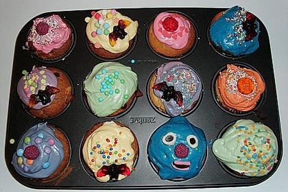 Zuckersüße Cupcakes 5