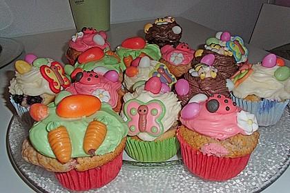 Zuckersüße Cupcakes 1