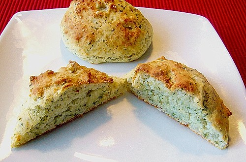 Herb Biscuits 1