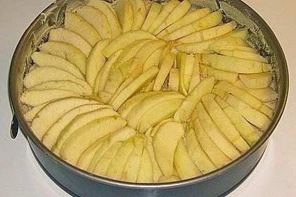 Apfel - Streuselkuchen für Diabetiker 3