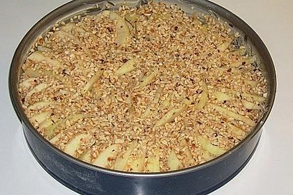 Apfel - Streuselkuchen für Diabetiker 1
