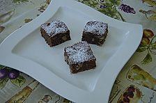 Brownies mit Ananas