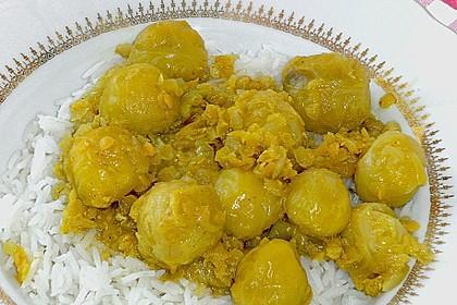 Rosenkohl-Linsen-Curry