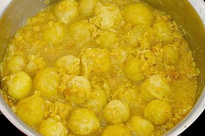 Rosenkohl-Linsen-Curry 4