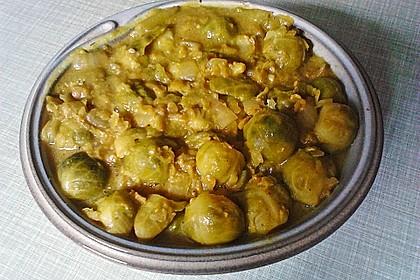 Rosenkohl-Linsen-Curry 2