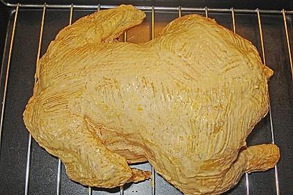 Gegrilltes Hühnchen mit Kräutern 20