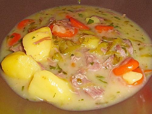 Rezept Polnische Gurkensuppe