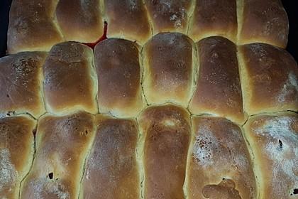 Bayerische Rohrnudeln mit Zuckerkruste 1