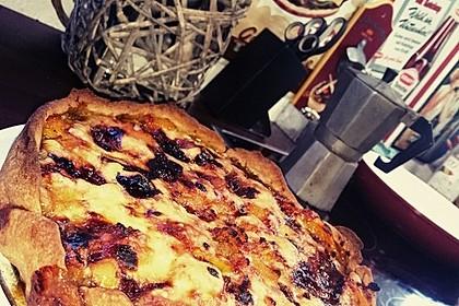 Kürbis - Raclettekuchen 11