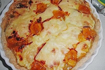 Kürbis - Raclettekuchen 7