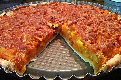Kürbis - Raclettekuchen 2