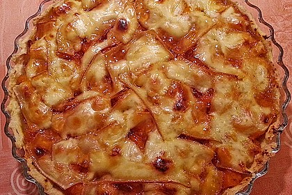 Kürbis - Raclettekuchen 3