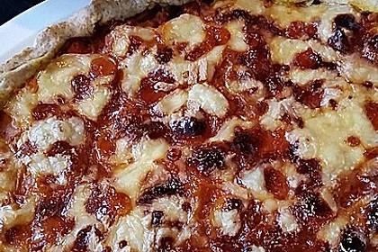 Kürbis - Raclettekuchen 8