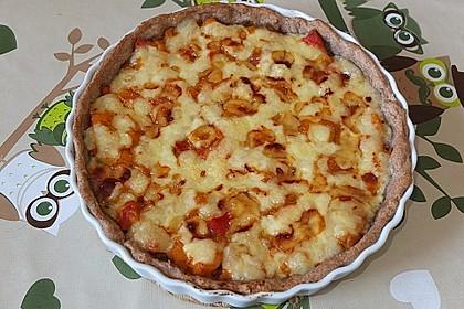Kürbis - Raclettekuchen 12