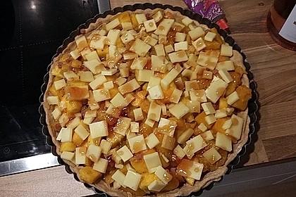 Kürbis - Raclettekuchen 17