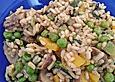 Pilz - Gemüsepaella