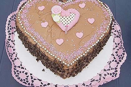 Schokoladen - Buttercreme 14