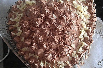 Schokoladen - Buttercreme 12