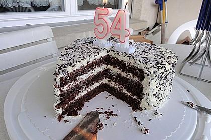Schokoladen - Buttercreme 35