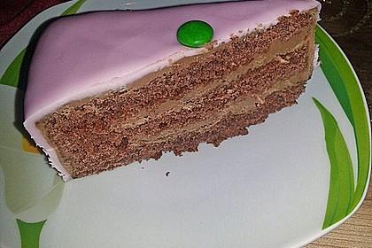 Schokoladen - Buttercreme 50