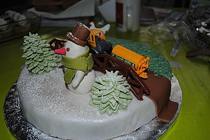 Schokoladen - Buttercreme 4