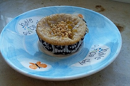 Apfelmus - Haferflocken - Muffins 21
