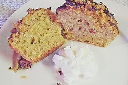 Apfelmus - Haferflocken - Muffins 17