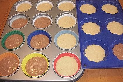 Apfelmus - Haferflocken - Muffins 31