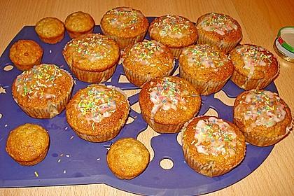 Apfelmus - Haferflocken - Muffins 15