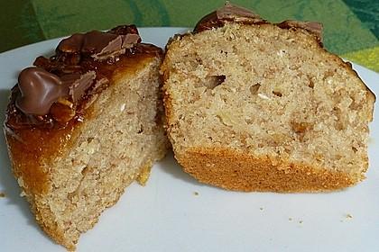 Apfelmus - Haferflocken - Muffins 11