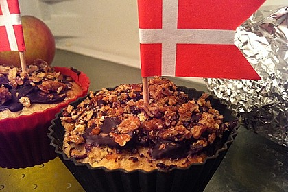 Apfelmus - Haferflocken - Muffins 23