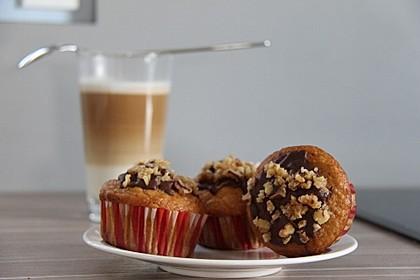 Apfelmus - Haferflocken - Muffins 1