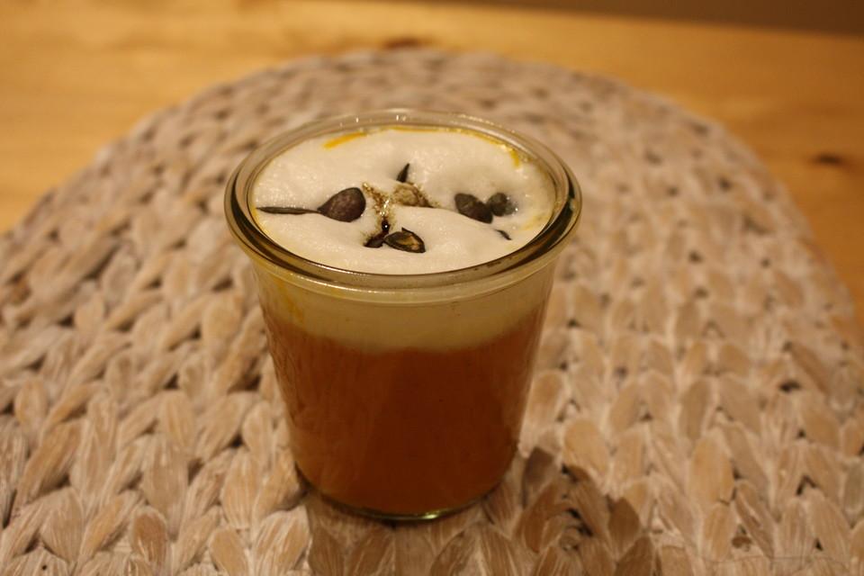 Kürbis - Cappuccino (Rezept mit Bild) von bushcook | Chefkoch.de