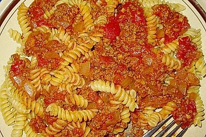 Papas Spaghetti Bolognese 11