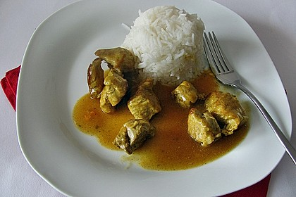 Curry - Kokos - Topf 0