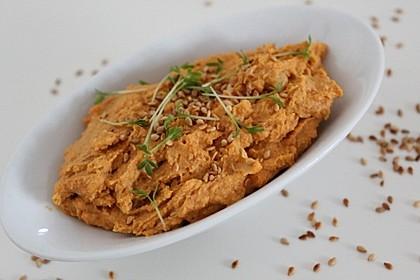 Merceiles Hummus auf türkische Art 2
