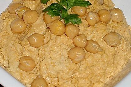 Merceiles Hummus auf türkische Art 18
