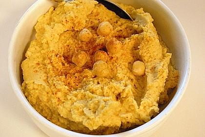 Merceiles Hummus auf türkische Art 13