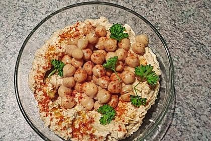 Merceiles Hummus auf türkische Art 17