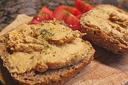Merceiles Hummus auf türkische Art 3