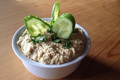Merceiles Hummus auf türkische Art 5