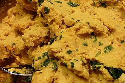 Merceiles Hummus auf türkische Art 21