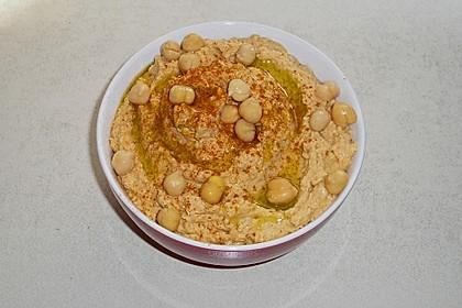 Merceiles Hummus auf türkische Art 7