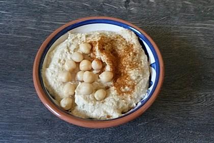 Merceiles Hummus auf türkische Art 14
