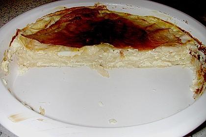 Burek oder Börek, wie mein Mann ihn macht 6