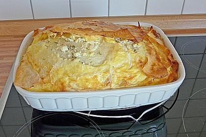 Burek oder Börek, wie mein Mann ihn macht 2